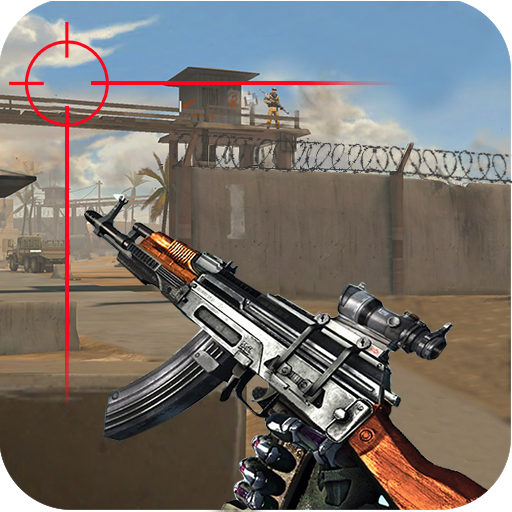 Army Sniper: Real army new games logo