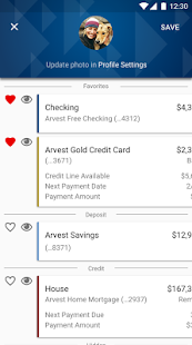 Arvest Go Mobile Banking preview 1