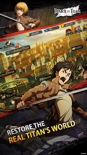 Attack on Titan Assault 1.1.10 preview 2