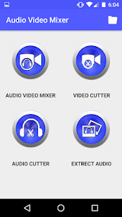 Audio Video Mixer Video Cutter video to mp3 app 3.5 preview 2