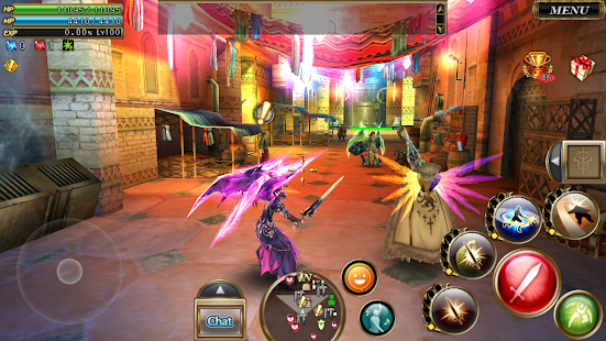Aurcus Online MMORPG 3.1.8 preview 1