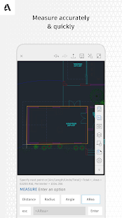 AutoCAD – DWG Viewer amp Editor 5.2.4 preview 1