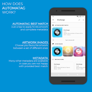 Automatic Tag Editor 2.2.3 preview 2