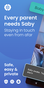 Baby Monitor Saby. 3G cloud camera 2.120 preview 1