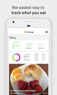 Bitesnap Photo Food Tracker and Calorie Counter 1.7.1 preview 1