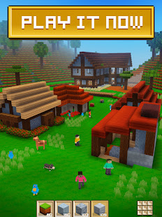 Block Craft 3D Building Simulator Games For Free 2.13.30 preview 1