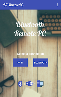 Bluetooth Remote PC 2.0.3.1 preview 1