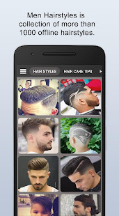 Boys Men Hairstyles and boys Hair cuts 2021 2.9.4 preview 1