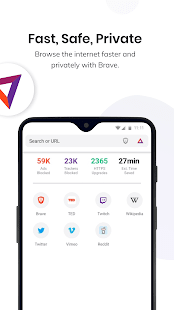 Brave Private Browser Secure fast web browser 1.29.79 preview 1