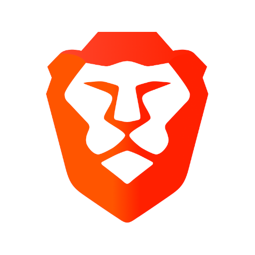 Brave Private Browser: Secure, fast web browser logo