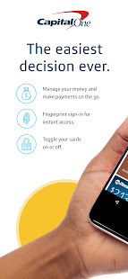 Capital One Mobile preview 1