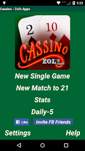Cassino Card Game 10.21 preview 1