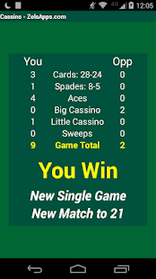 Cassino Card Game 10.21 preview 2