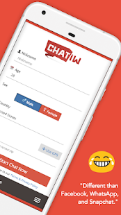Chatiw MeetChat amp Dating 2.4.1 preview 2