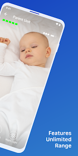 Cloud Baby Monitor preview 2
