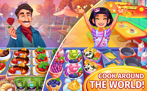 Cooking Craze Restaurant Game preview 2