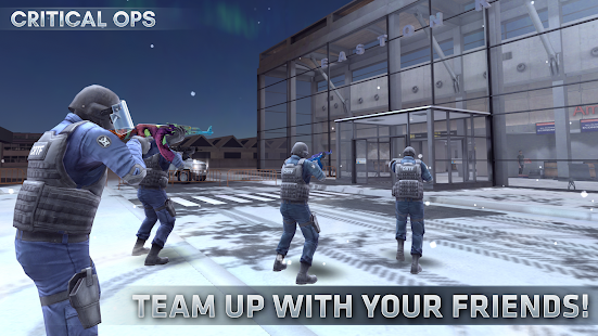 Critical Ops Multiplayer FPS 1.27.0.f1579 preview 1