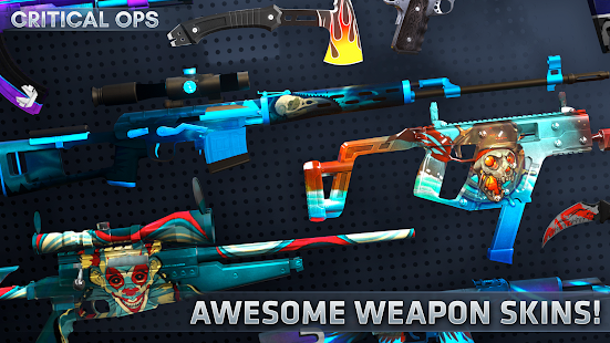 Critical Ops Multiplayer FPS 1.27.0.f1579 preview 2