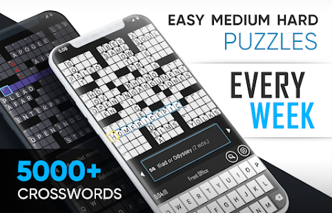Crossword Puzzle Free 1.4.6 preview 1
