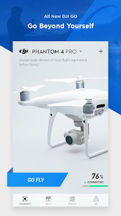 DJI GO 4–For drones since P4 4.3.37 preview 1