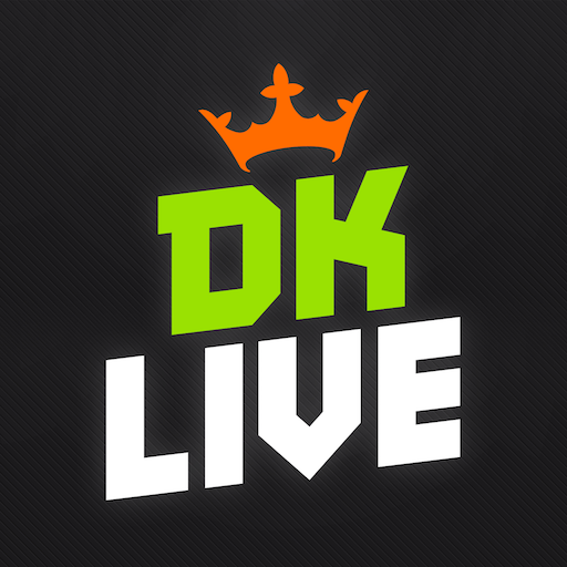 DK Live - Sports Play by Play logo