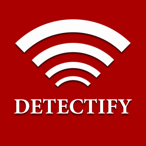 Detectify - Detect Hidden Devices logo