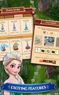 Disney Frozen Free Fall – Play Frozen Puzzle Games 10.8.0 preview 2