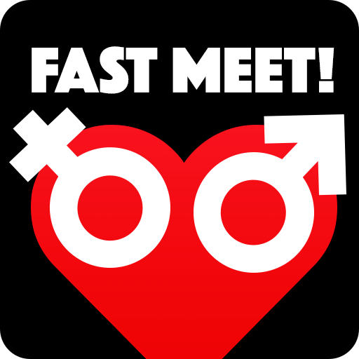 FastMeet: Chat, Dating, Love logo