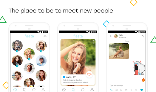 Fiesta by Tango – Find Meet and Make New Friends 5.237.0 preview 1