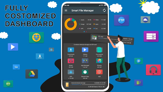 File Manager – Local and Cloud File Explorer 5.0.3 preview 1