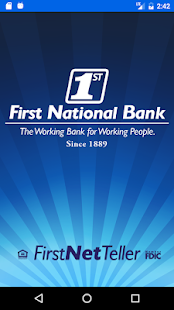First National Bank AR preview 1