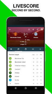 Forza Football – Live soccer scores 5.1.22 preview 1