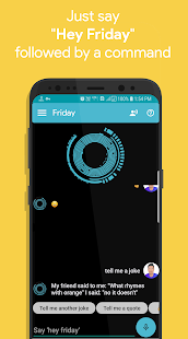 Friday Smart Personal Assistant 45 preview 2