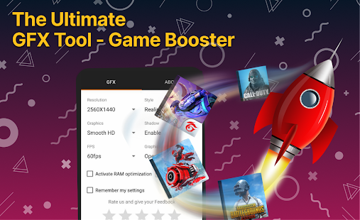 GFX Tool – FFire Game Booster 1.3.20 preview 1