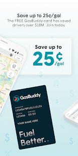 GasBuddy Find and Pay for Cheap Gas and Fuel 6.2.68 21468 preview 2