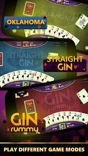 Gin Rummy – Free Offline Card Games 2.2 preview 2