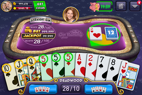 Gin Rummy Plus 8.2.1 preview 1