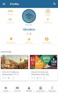 Ginoskos Learn Biblical Languages 6.1-neos preview 1