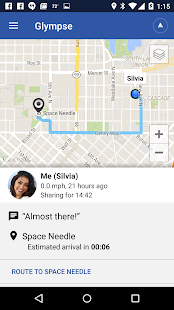 Glympse – Share GPS location 3.35.1 preview 1