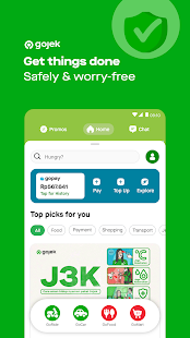 Gojek – Ojek Taxi Booking Delivery and Payment 4.27.2 preview 1
