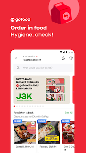 Gojek – Ojek Taxi Booking Delivery and Payment 4.27.2 preview 2