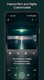 GoneMAD Music Player Trial preview 1