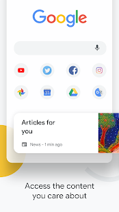 Google Chrome Fast amp Secure preview 1