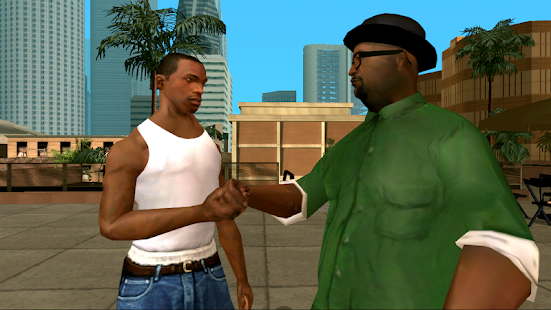 Grand Theft Auto San Andreas 2.00 preview 1