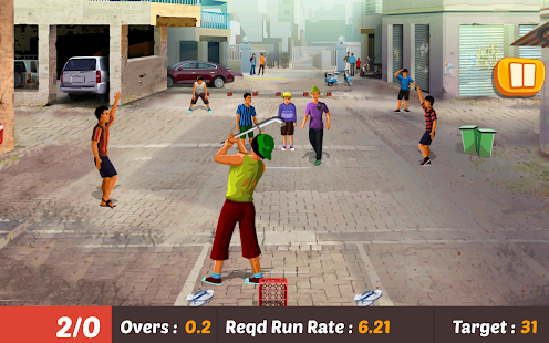 Gully Cricket Game – 2021 2.0 preview 1