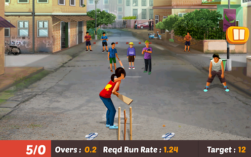 Gully Cricket Game – 2021 2.0 preview 2