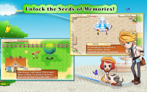 HARVEST MOONSeeds Of Memories 1.6 preview 2