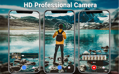 HD Camera for Android 5.5.1.0 preview 1