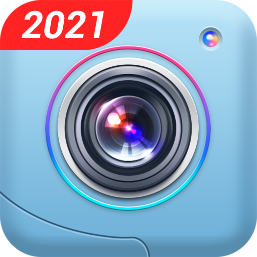 HD Camera for Android logo