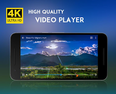 HD Video Player – Media Player preview 1